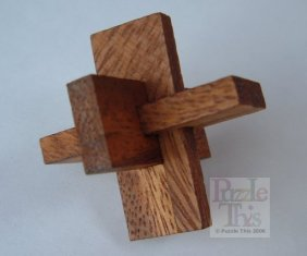 Pocket Cross Puzzle