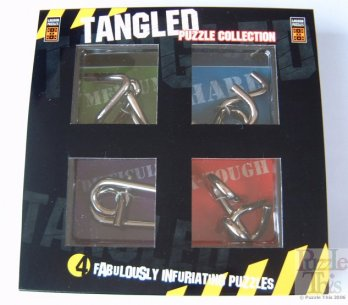 Tangled Puzzle Collection