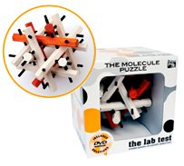 Lab The Molecule Puzzle Picture