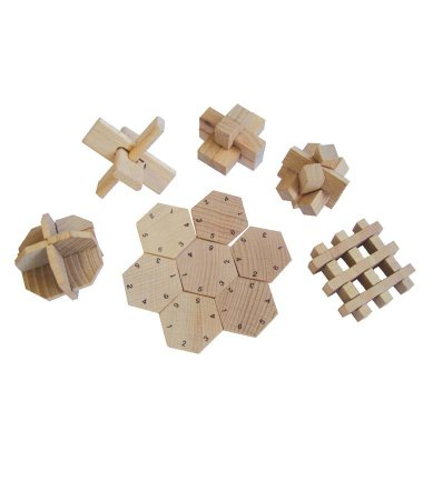 Puzzle Cracker Contents