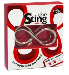 The Sting Puzzle Box